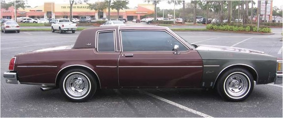 Another RidingLow83 1983 Oldsmobile Delta 88 post... - 5754978