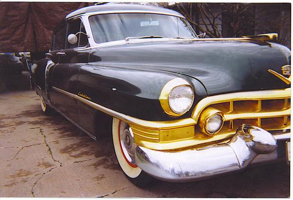 Another Robs52caddy 1952 Cadillac Sixty Special post... - 5755662