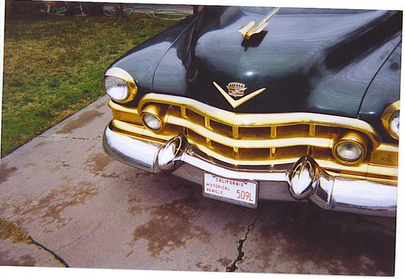 Another Robs52caddy 1952 Cadillac Sixty Special post... - 5755665
