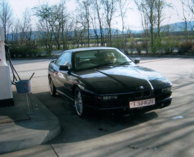 heinrichvonhad 39 s 1993 bmw 8 series page 2 in bury st. Black Bedroom Furniture Sets. Home Design Ideas