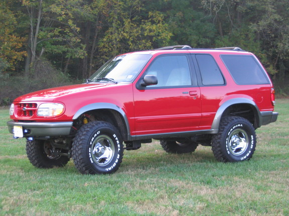 Madmike6786 1998 Ford Explorer Specs Photos Modification Info At