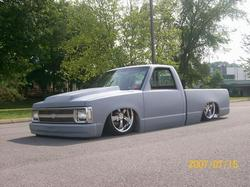 stl2highs 1991 Chevrolet S10 Regular Cab