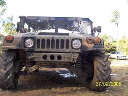 MUD_DEAMON 1990 Hummer H1