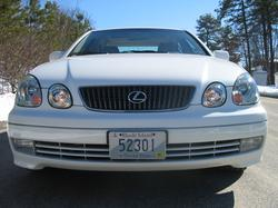 CR886s 2005 Lexus GS