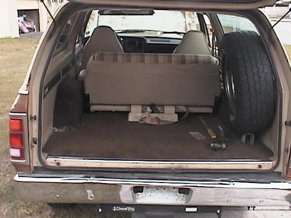 Duceswild2289 1983 Dodge Ramcharger Specs Photos Modification Info At Cardomain