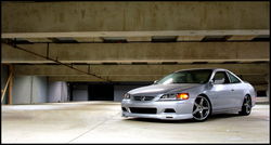 SleeperCells 2001 Honda Accord