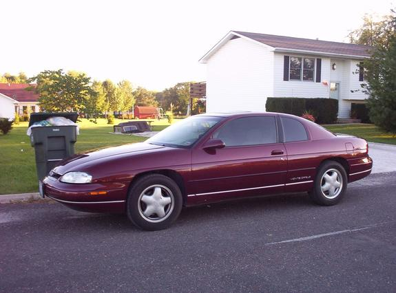 maroonmonte 39 s 1996 chevrolet monte carlo in fulton mo. Black Bedroom Furniture Sets. Home Design Ideas