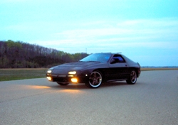 WickedRotarys 1990 Mazda RX-7