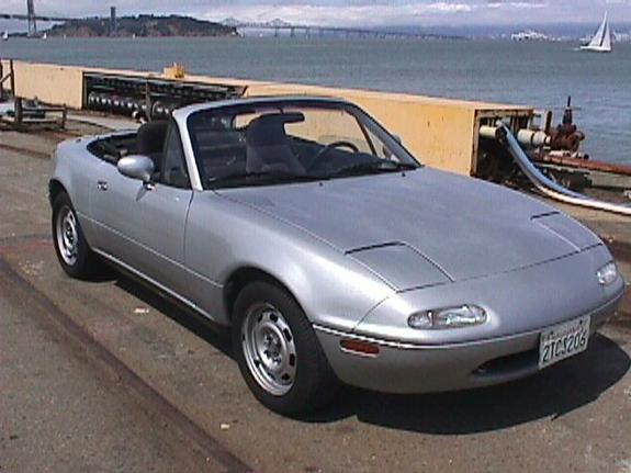 miataspeedster 1990 mazda miata mx 5 specs photos. Black Bedroom Furniture Sets. Home Design Ideas