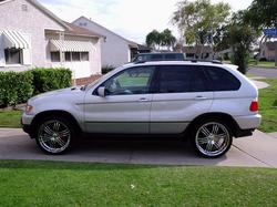 HotX5s 2001 BMW X5