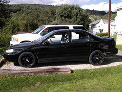 CoolBlackSE99s 1999 Ford Contour