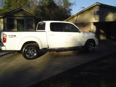 robeer33 2004 toyota tundra access cab specs photos modification info at cardomain. Black Bedroom Furniture Sets. Home Design Ideas