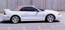 wjc3usa 1997 Ford Mustang