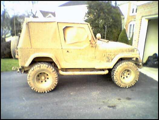 Another ruggedlife 1994 Jeep Wrangler post... - 5815674