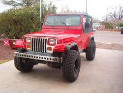 jeepwrangler95s 2005 Jeep CJ5