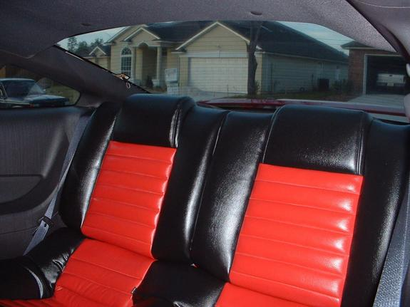 Another rednblackdawg 2005 Ford Mustang post... - 5820307