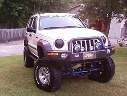 kjwidetracks 2003 Jeep Liberty