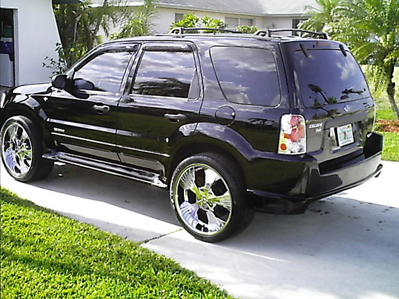 ridn22z 2001 ford escape specs photos modification info. Black Bedroom Furniture Sets. Home Design Ideas