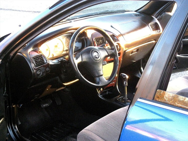 steering wheels... Which one have you got? 8013953169_large