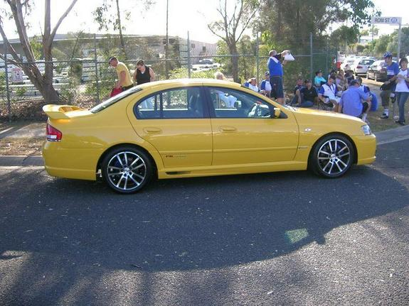 Another geckoxr8 2003 Ford Falcon post... - 5824103