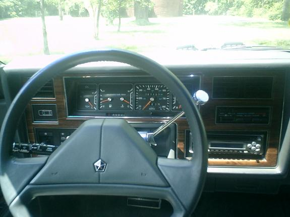 Number1RyeGuy 1989 Dodge Dynasty Specs, Photos, Modification Info at