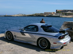 saviourfrendos 1997 Mazda RX-7