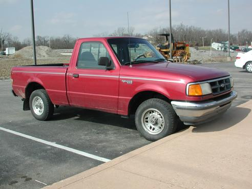 dross93ranger 1993 Ford Ranger Regular Cab 5830446