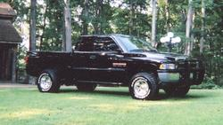 TNOffroadPhiDelt 2000 Dodge Ram 1500 Regular Cab
