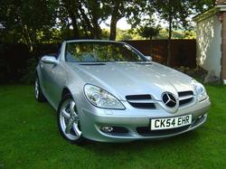 luk1es 2004 Mercedes-Benz SLK-Class