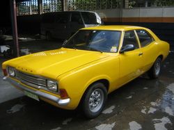 pvtryan 1975 Ford Cortina