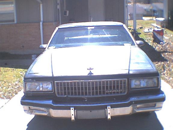 Another walteraf 1987 Chevrolet Caprice post... - 6305569