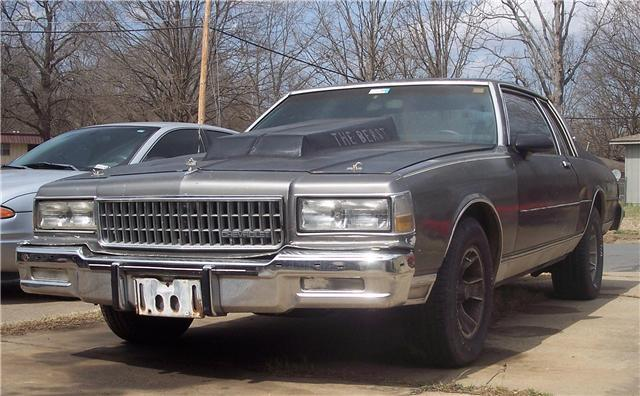 Another walteraf 1987 Chevrolet Caprice post... - 6305612