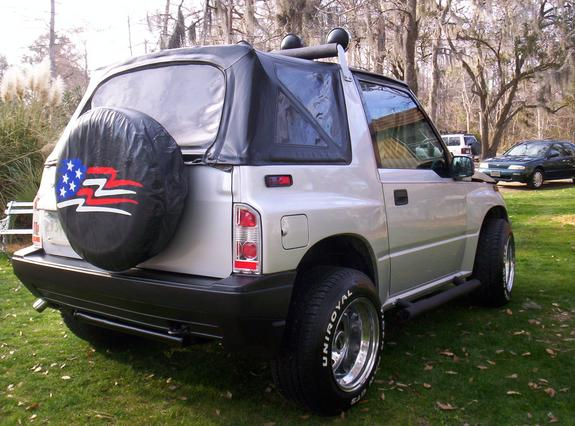 Suzuki Car Dealership >> HOTSILVERTRACKER 1992 Geo Tracker Specs, Photos, Modification Info at CarDomain
