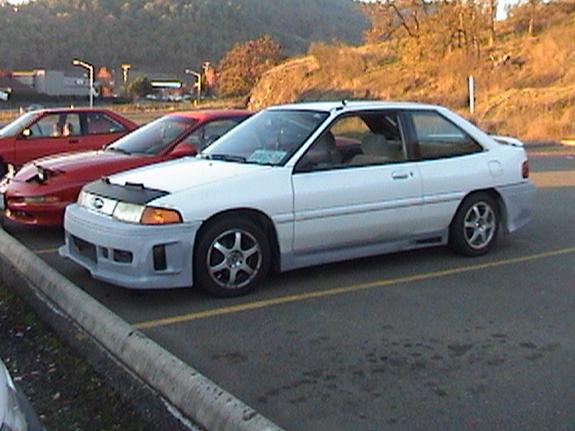 Another zonicboy 1995 Ford Escort post... - 5846922