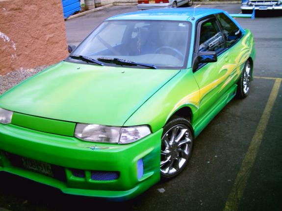 Another zonicboy 1995 Ford Escort post... - 5846937