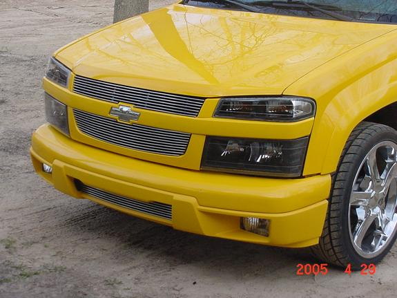 Another zq8fan04 2004 Chevrolet Colorado Regular Cab post... - 5847901