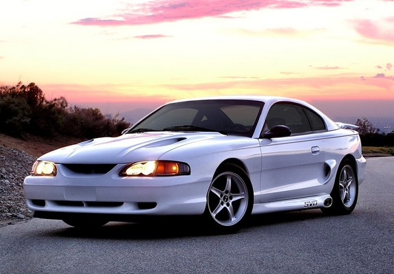 Todpunk182 1995 Ford Mustang Specs Photos Modification