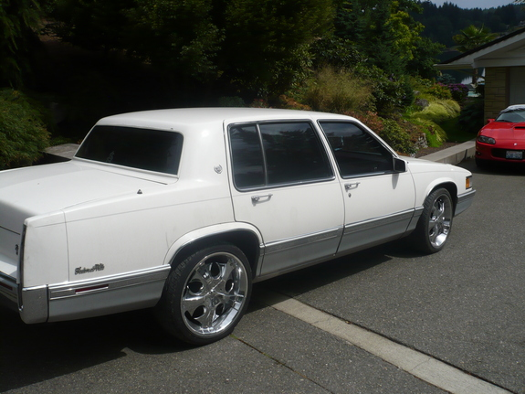 bruteforce70 1992 cadillac deville specs photos. Cars Review. Best American Auto & Cars Review