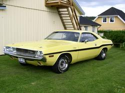 swedechall70s 1970 Dodge Challenger