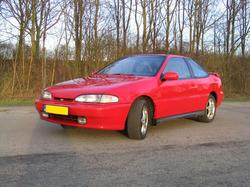 Crafters 1993 Hyundai Scoupe