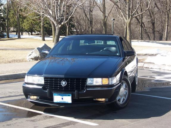 caddysd 1995 Cadillac STS Specs, Photos, Modification Info at ...