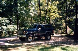 BIGtrukdrivers 1986 Ford Bronco