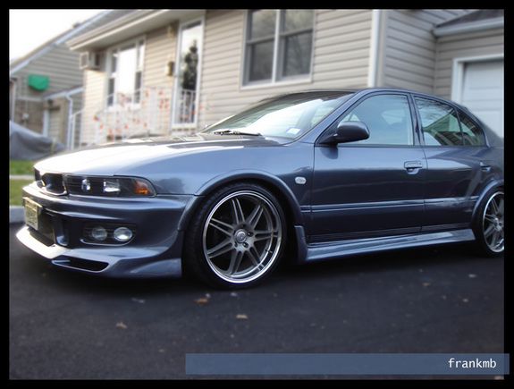 FrankMB 2000 Mitsubishi Galant Specs, Photos, Modification ...