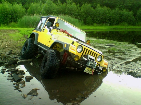 YellowTJ's 2004 Jeep Wrangler