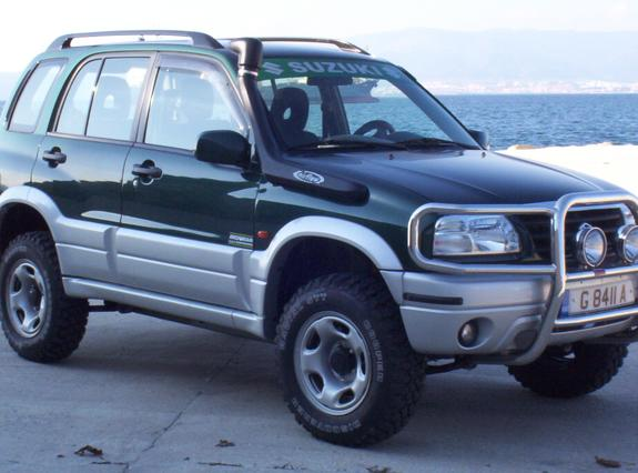Another bramble 2004 Suzuki Grand Vitara post   1161834 by