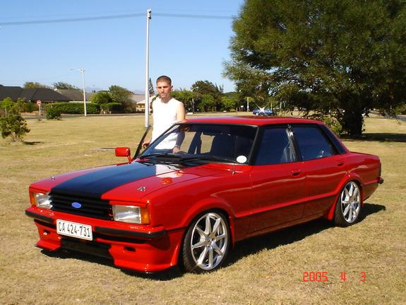 Ford Cortina Xr6 Interceptor For Sale Cape Town
