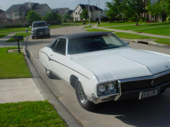 Another Sinister1998 1970 Buick Riviera post... - 5876518