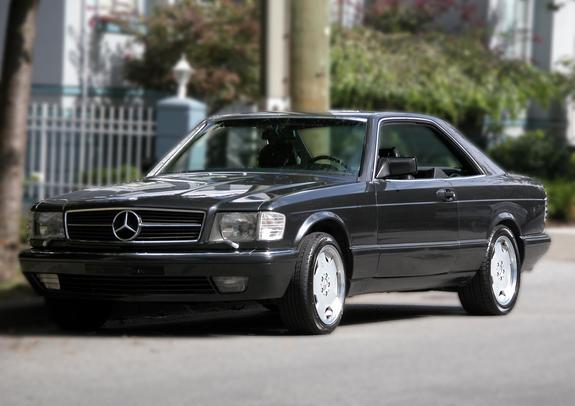 Another rico_vancouver 1987 Mercedes-Benz S-Class post... - 5876662