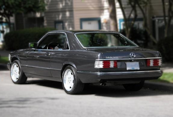 Another rico_vancouver 1987 Mercedes-Benz S-Class post... - 5876663
