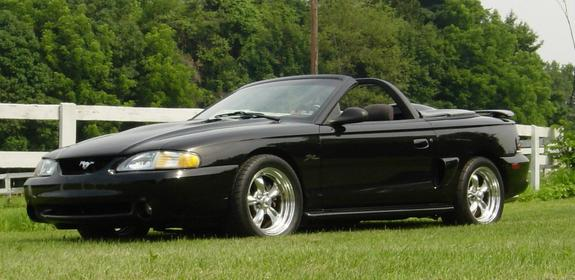 331 stroker 1994 ford mustang specs photos modification. Black Bedroom Furniture Sets. Home Design Ideas